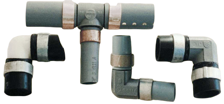 Polybutylene pipes