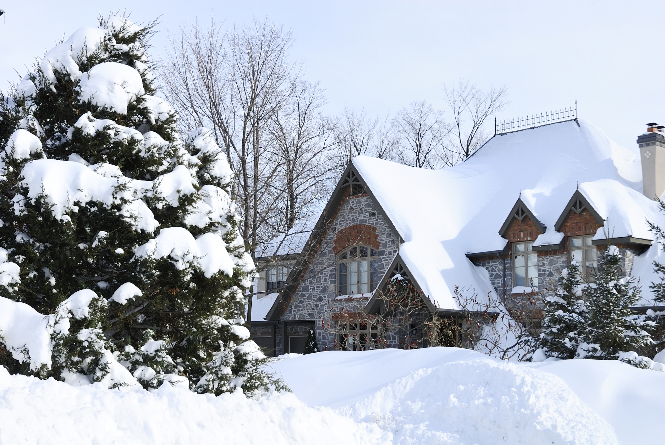 Tips from Houston Home Inspectors: Winterizing your Home