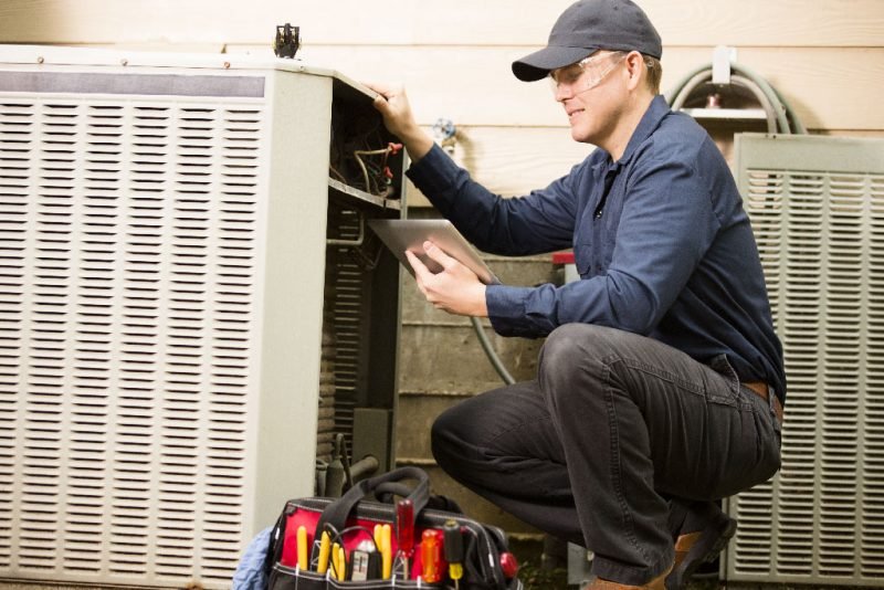 heat pump vs conventional air conditioner