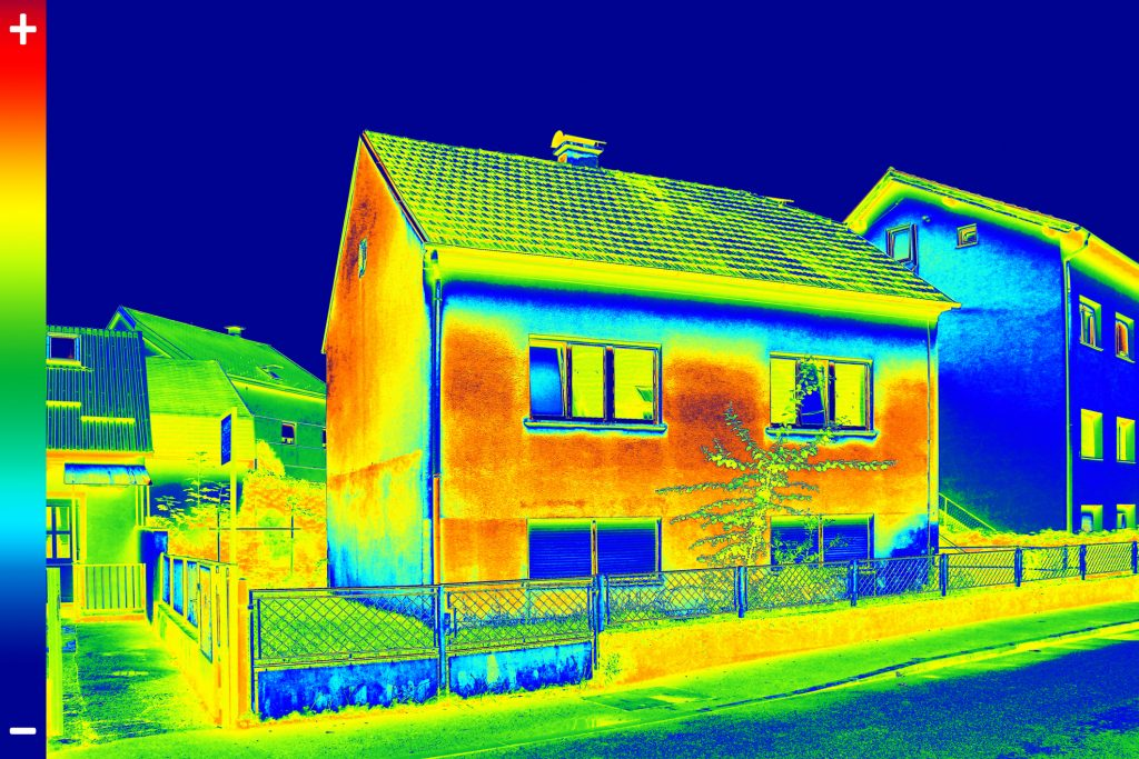 Thermography Home Inspection By Texan Inspection
